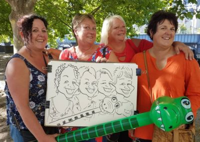 Caricature Melbourne Caricature Artist Cartoonist Caricaturist Australia Birthday Parties Event