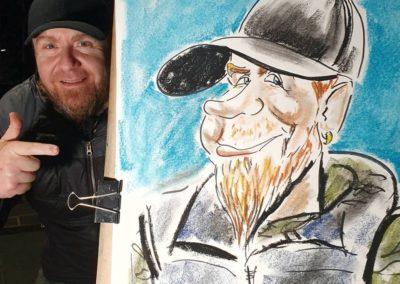 Caricature Melbourne Live Caricature Event Australia by Melbourne Caricature Artist Caricaturist Cartoonist